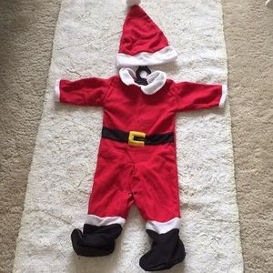 Other - Infant Santa costume
